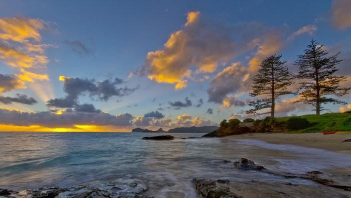 地上の楽園 ロード・ハウ諸島へ